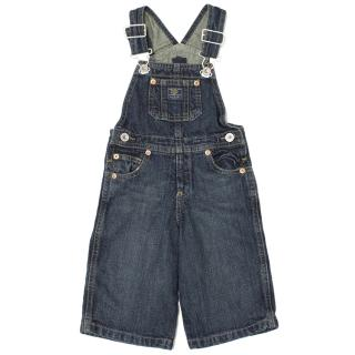Ralph Lauren Polo Kids Denim Dungarees