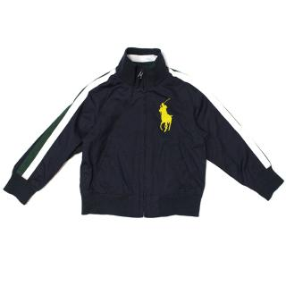 Polo by Ralph Lauren Kids Navy Zipper Jacket