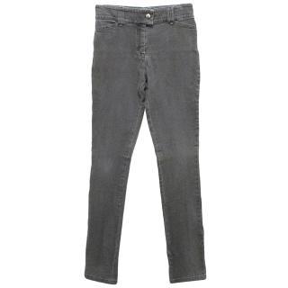 Balenciaga Grey Jeans