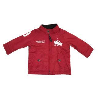 Ralph Lauren Kids Red Jacket