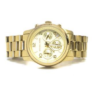 Michael Kors MK5055 Gold-Plated
