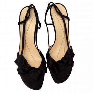 Kate Spade black sandals