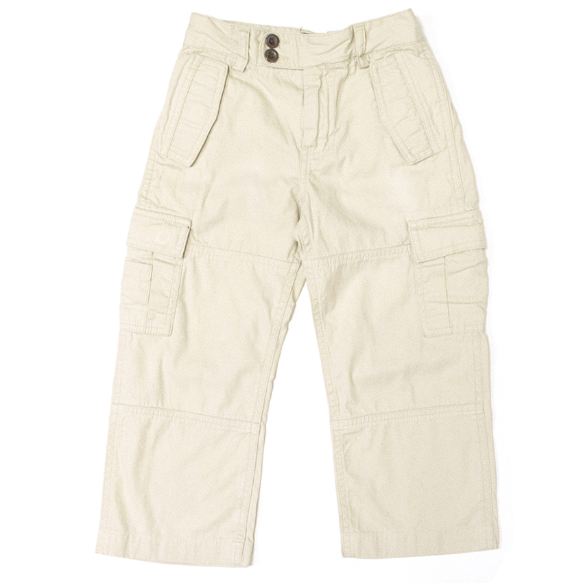 Ralph Lauren Beige Trousers