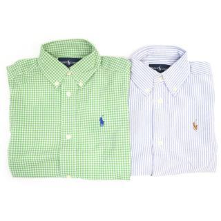 Ralph Lauren Button Down Shirts