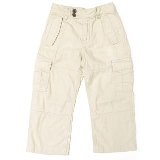 Ralph Lauren Beige Trousers