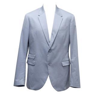 Neil Barrett Baby Blue Blazer