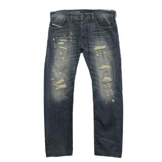 Diesel Blue Wash 'Safado' Jeans