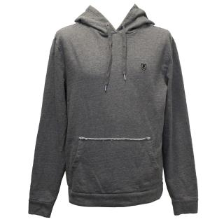 The Kooples Sport Grey Hooded Sweater