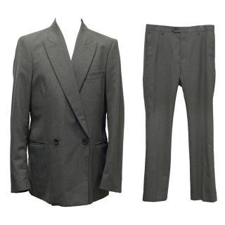 Acne Studios Grey Trouser Suit