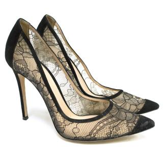 Gianvito Rossi 'Elodie' Pumps