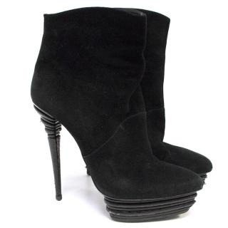 Cesare Paciotti Heeled Ankle Boots