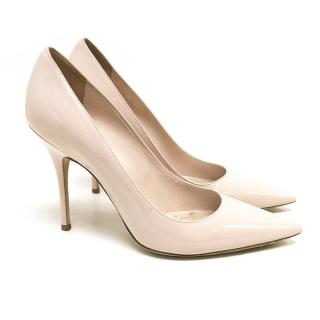 Christian Dior Pale Pink Pointed Heels
