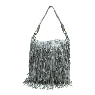 Maisha Grey Rara Shoulder Bag