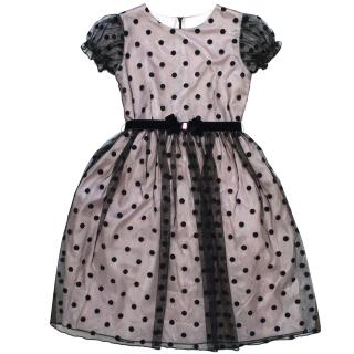 Harrods Polka-Dot Dress