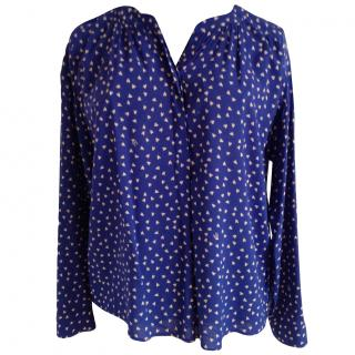 Juicy Couture Royal Blue shirt