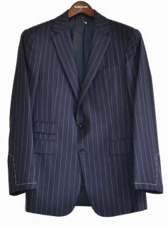 Ralph Lauren Purple Label Savile Row wool suit