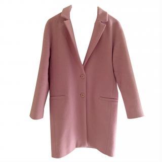 Pinko pink coat