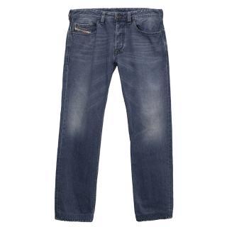 Diesel 'Safado' Blue Wash Jeans