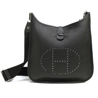 Hermes Black Evelyne III Bag- Brand New with Receipt