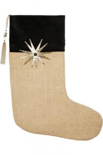 Rosantica Embellished Stocking