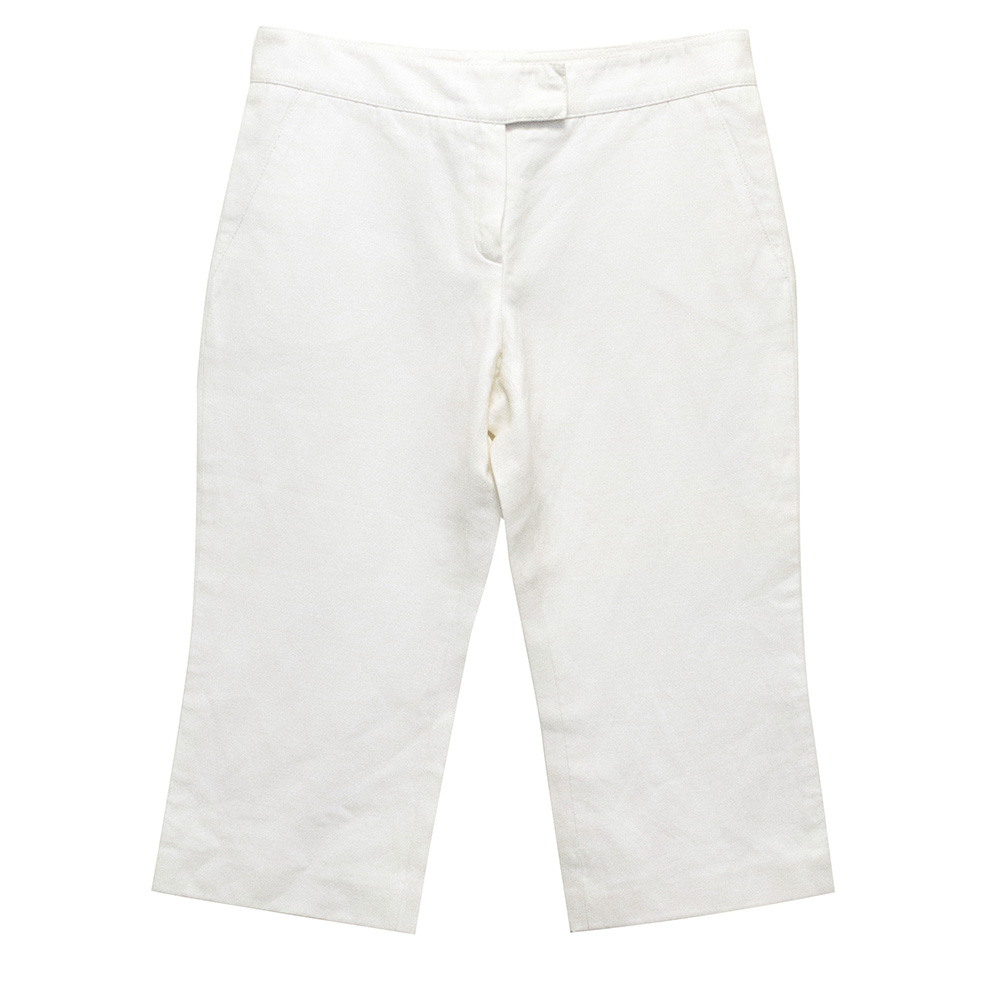 Andrew GN White Trousers