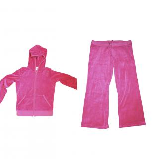 Juicy Couture Hot Pink Tracksuit