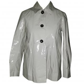Comptoir Des Cotonniers Pale Grey Rain coat