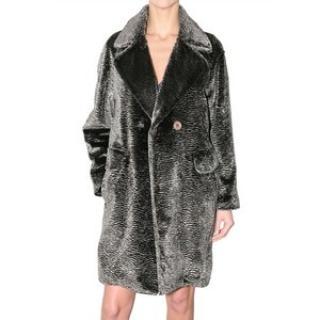 See by Chloe Faux Fur Winter Coat