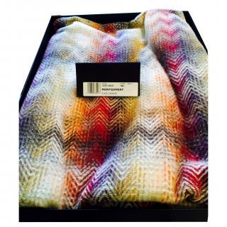 Missoni Home Wool Throw/Shawl