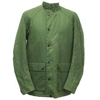 Richard James Green Waxed Cotton Jacket