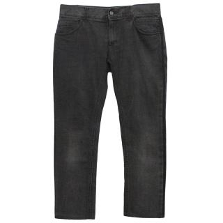 Dolce & Gabbana Grey Wash Jeans