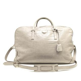 Anya Hindmarch Grey Weekend bag