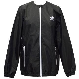 Adidas Hyke Black Wind Breaker Jacket