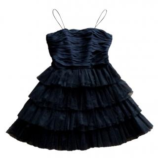 Girls Ralph Lauren Pure Silk & Chiffon Tutu Dress