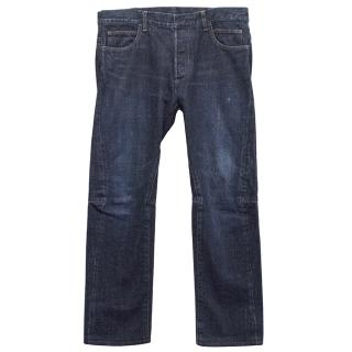 Balmain Wash Denim Jeans