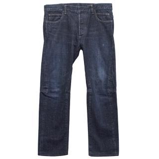 Balmain Wash Denim Jeans