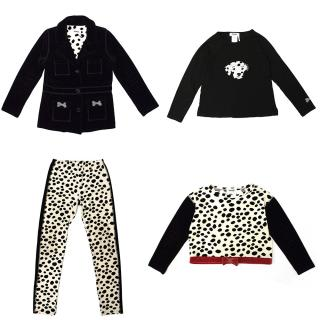 Rykiel Kids Dalmatian Blazer, Tops and Trousers