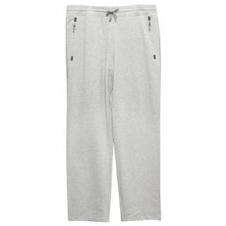 Zenga Sports Sweats Grey Trackpants