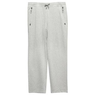 Zenga Sports Sweats Grey Trackpants