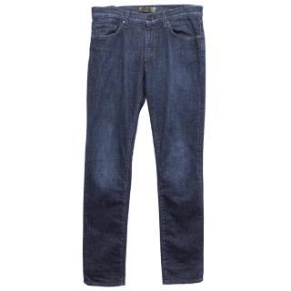 J Brand Blue Wash 'Mick' Denim Jeans