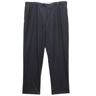 Brioni Dark Blue Trousers