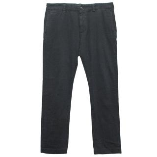 J Crew Dark Blue Trousers