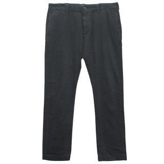 J Crew Dark Blue Trousers