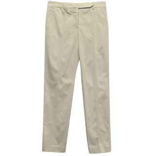 6267 Beige Trousers