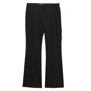 Yves Saint Laurent Black Trousers