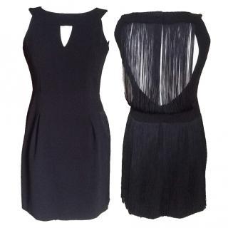Nanette Lepore Black cocktail Dress