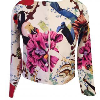 MARY KATRANTZOU Floral Top