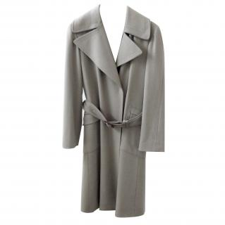 Aquascutum Pure Fine Wool Coat