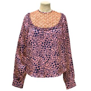 Manoush  patterned top