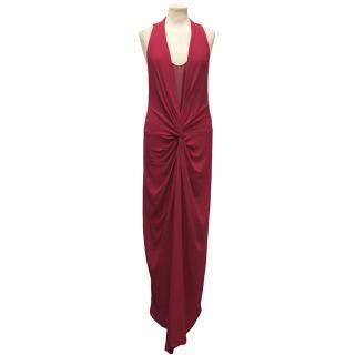 Diane von Furstenberg Pink Eileen Dress